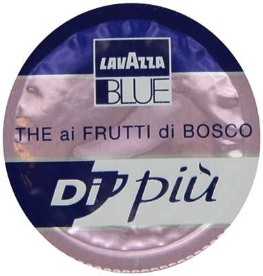 Lavazza Blue Capsules - Di Piu The Ai Frutti Di Bosco, 14.1-Ounce Boxes (Pack of 50)