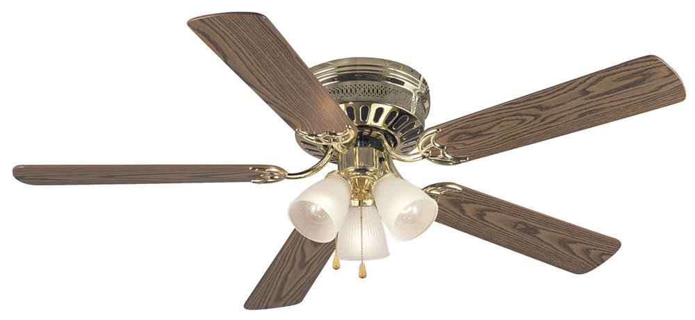 Hardware house 41 5869 bermuda 52 inch flush mount ceiling fan oak hardware house 41 5869 bermuda 52 inch flush mount ceiling fan oak or walnut amazon aloadofball Gallery