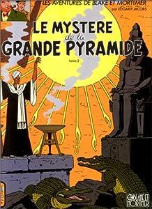 "Afficher ""Blake et Mortimer n° 5 Le mystère de la grande pyramide"""