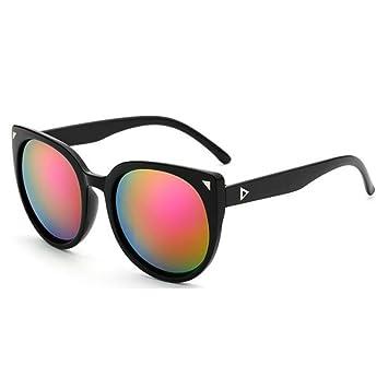 Wmshpeds Tendencia de la versión coreana, gafas de sol ...