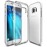 Ubegood Kratzfeste Plating TPU Case f¨¹r Samsung Galaxy S7 Case Schutzh¨¹lle Silikon Crystal Case Durchsichtig