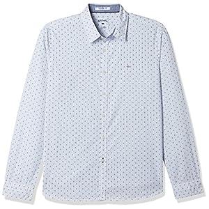 Lee Cooper Boys' Floral Regular Fit Cotton Shirt