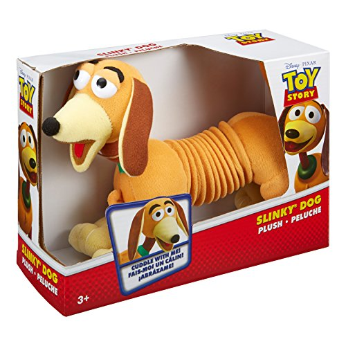 Slinky Dog Toy - Slinky Disney Pixar Toy Story Plush Dog