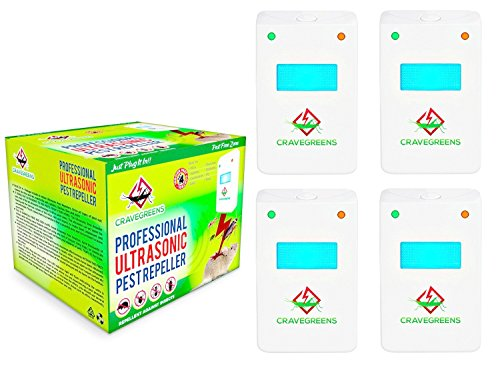 set-of-4-cravegreens-pest-control-ultrasonic-repeller-electronic-plug-in-repeller-for-insects-best-r