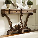 Hooker Furniture Sanctuary Thin Console in Amber Sands Review