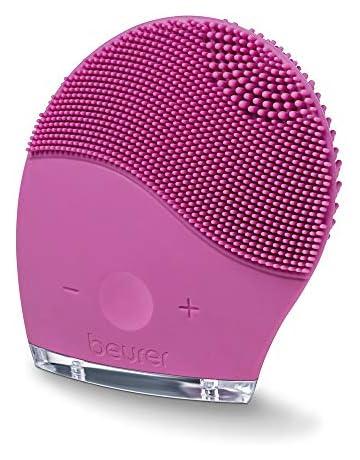 Ahorra en Beurer FC49 - Cepillo facial compacto 2 en 1, color rosa y más