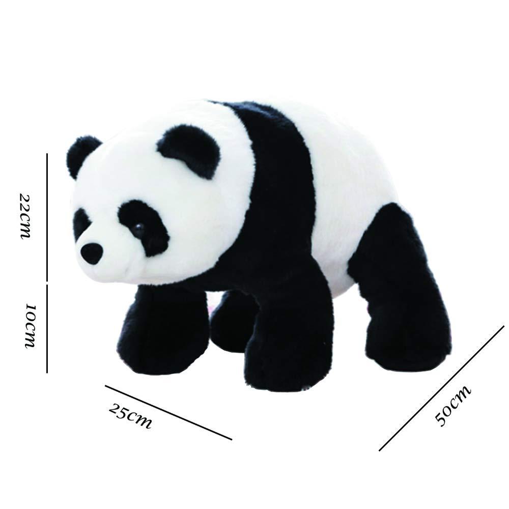 China Myconvoy Pl/üsch-Panda-B/ärn-Pl/üschtiere Simulierten Weiche Panda-Geschenke mit der Haltung des Wirklichen Pandas von der Sichuan-Provinz