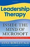 Leadership Therapy, Anna Rowley, 1403984034