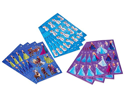 American Greetings Frozen Sticker (12 Piece)]()
