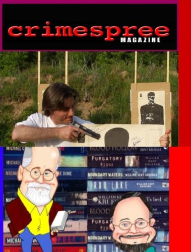 Crimespree Magazine #7 and 8