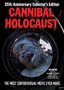 Cannibal Holocaust 25th Anniversary Collector's Edition (1980)