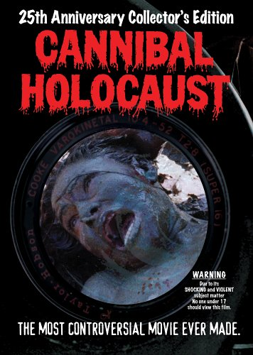 Cannibal Holocaust 25th Anniversary Collector's Edition (1980) by Grindhouse Releasing