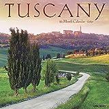 Tuscany 2020 Wall Calendar