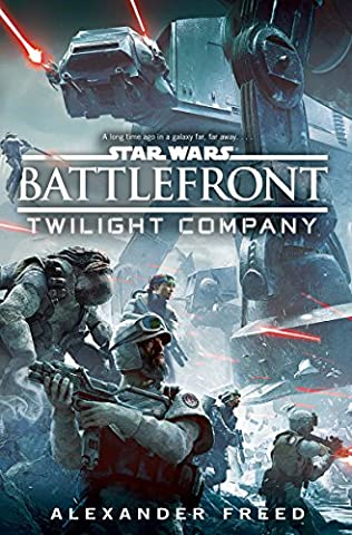 book cover of Twilight Company