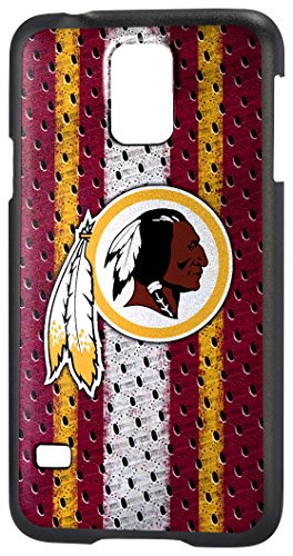 Team Pro Mark Licensed NFL Washington Redskins Slim Series Protector Case for Samsung Galaxy S5 - Retail Packaging