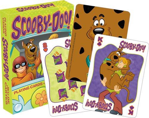 Aquarius Scooby Doo Playing Cards