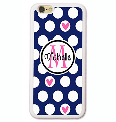 iPhone 6S Plus Case, iPhone 6 Plus Case, - Pink Polka Dots Heart Shopping Results