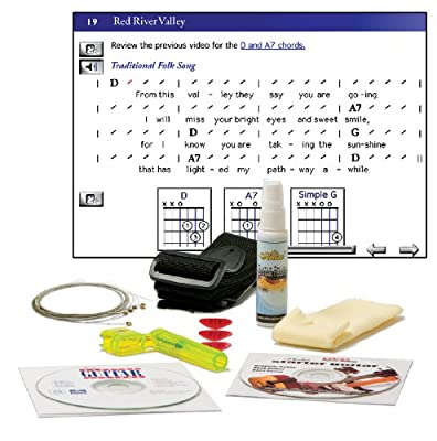 eMedia Guitar Accessory Kit