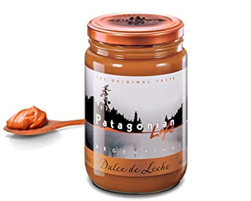 Image Unavailable. Image not available for. Color: Dulce de Leche Patagonian Life ...