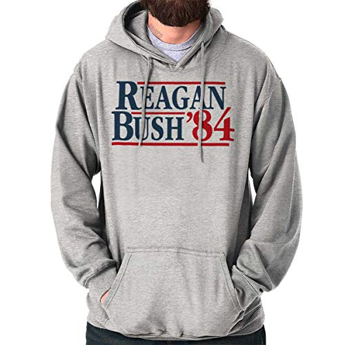 Brisco Brands Ronald Reagan George Bush 84 Election POTUS ()
