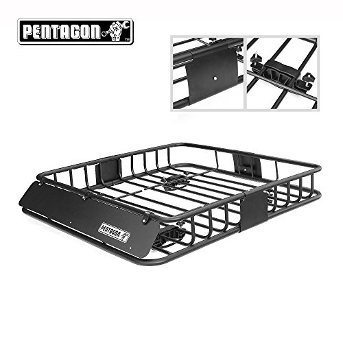 Pentagon Tool 83-DT5363 Red Top Cargo Basket for Automobile