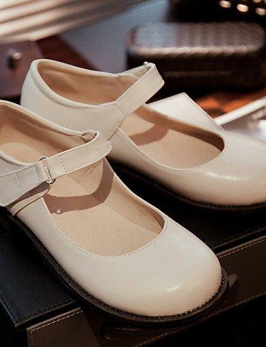 Casual Zapatos 10 Uk Planos us9 5 Bermell¨®n Beige Plano 5 Beige Tac¨®n Vestido Eu41 Exterior 5 Burgundy De Punta Semicuero Mujer us9 Cn42 Uk7 Zq Negro 10 Redonda 8 vwUdqSd0