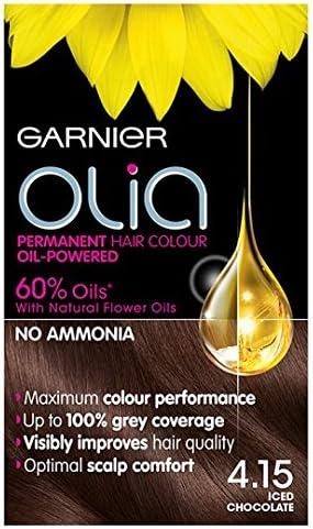 Garnier Olia 4,15 Chocolate helado: Amazon.es: Salud y ...