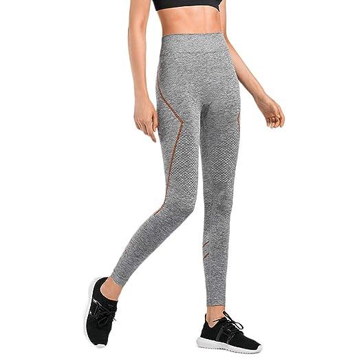 Slim Fit Fitness Pants Mujer Slim Training Yoga Pants ...