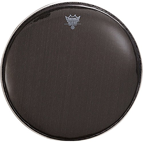 Remo KS0613-00 Black Max Marching Snare Batter Drum Head (13-Inch) by Remo
