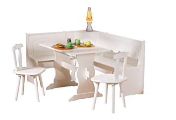 Inter Link Coin Repas Avec Banc Dangle Table Chaises Banc Pin