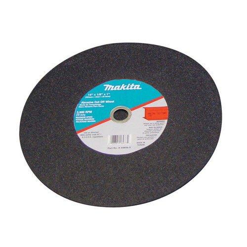 Makita B-10849-25 14-Inch Cut-Off Wheel, 25-Pack