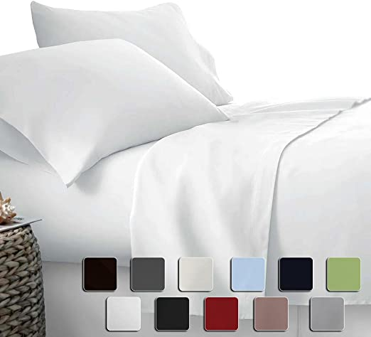 "US RV Bunk 42/""x 80/"" Size 1000 TC Egyptian Cotton Striped Colors Bedding Item"