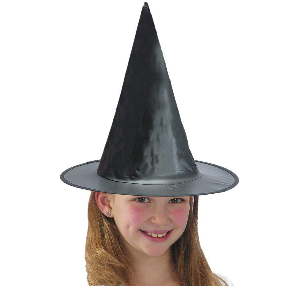 Cappello strega bimba plastica morbida Carnival Toys  1540985115 ... 3883dac8f335