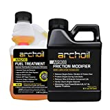Archoil Starter Kit - 16oz AR9100 Friction Modifier + 8.45oz AR6200 Fuel Treatment