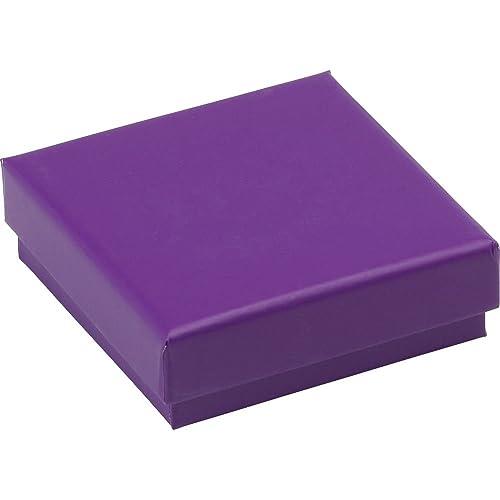 Amazon.com: Caja de cartón azul oscuro colgante/Pendientes ...