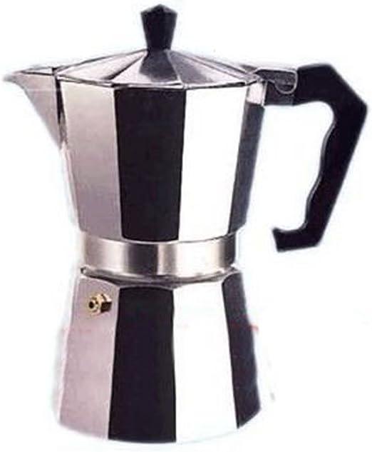 Cafetera Moka 1/2 taza: Amazon.es: Hogar