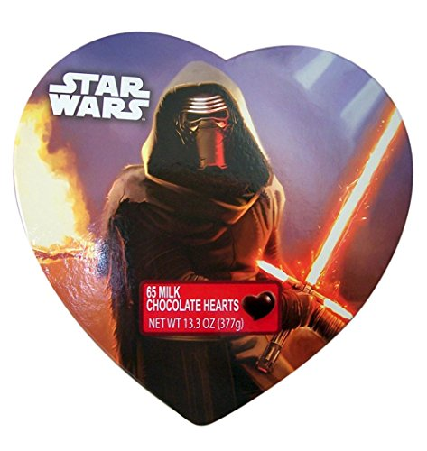 Star Wars Dark Forces Heart Box with Chocolates