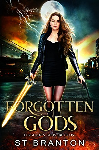 Forgotten Gods (The Forgotten Gods Series Book 1) cover