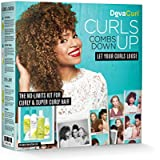 DevaCurl Curls Up Combs Down: The No-Limits Kit for Curly & Super Curly Hair