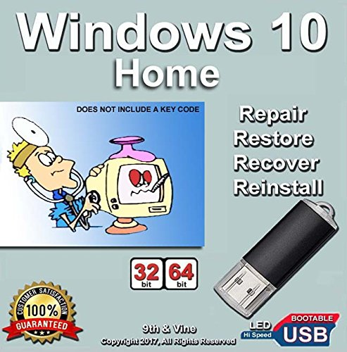 Windows Install Recovery Restore Reinstall product image
