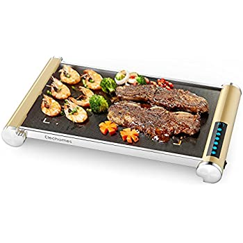 Amazon.com: Nutrichef Electric Fish Grill Indoor Cooking - Small ...