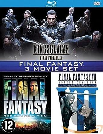 final fantasy kingsglaive movie download