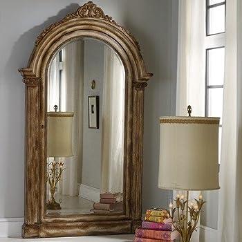 Amazon Com Hooker Furniture 500 50 656 Floor Mirror W