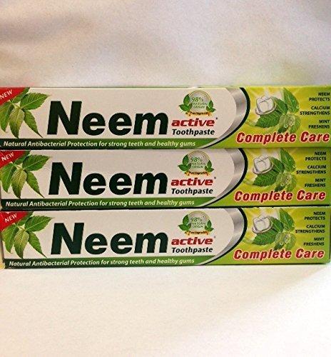 Neem Active Toothpaste- 200g X 3