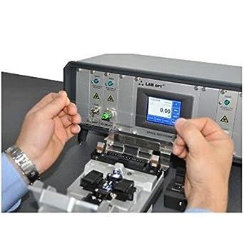 200 St/ück schrumpfbar OD2.4x45mm transparent GT-45C Primeda Glasfaser-Schutzh/üllen