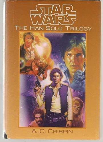 Image result for star wars han solo trilogy by ac crispin
