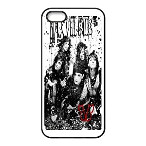 Custom High Quality WUCHAOGUI Phone case BVB - Black Veil Brides Music Band Protective Case For Apple Iphone 6 plus 5.5 Cases - Case-19