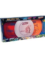 Innova DX Disc Golf Set (3-Disc) (Colors May Vary)