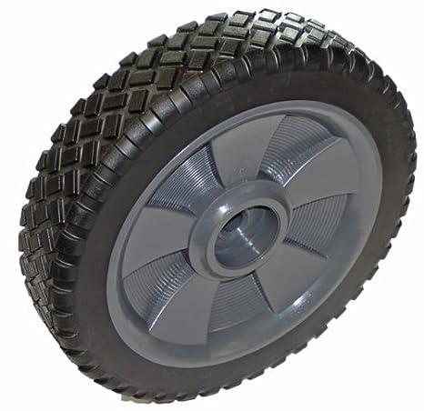 Black+Decker cmm1000 cmm1200 de repuesto para cortacésped chapeadora rueda # 242618 - 00: Amazon.es: Jardín