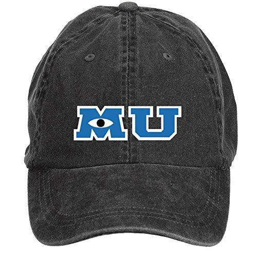 [DESBH Unisex Monsters University Design Baseball Caps] (Monsters University Hat)